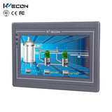 Wecon PI 7 inch HMI PI8070 rj45 network android and iOS smart app, front