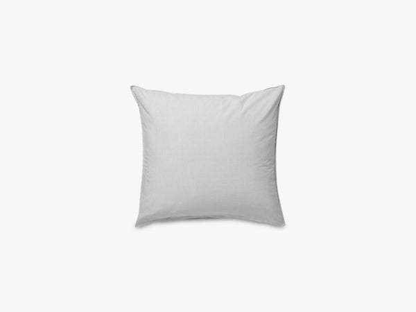 Hush Pillowcase, Light Grey fra Ferm Living