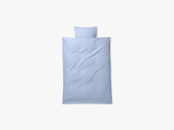 Hush Bedding - Baby Set, Light Blue fra Ferm Living