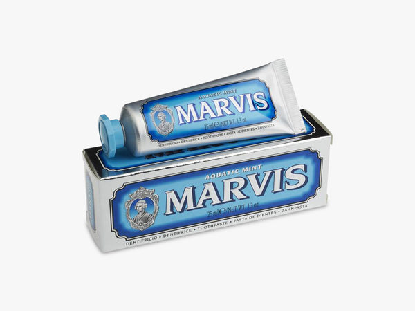 Marvis 25 ml, Aquatic Mint fra MARVIS