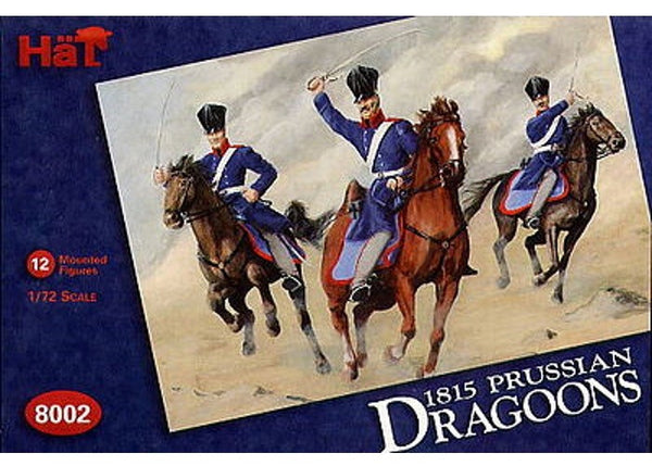 HaT 8002 Napoleonic Prussian Dragoons