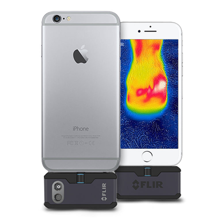 A PRO Thermal Imaging Camera for IOS