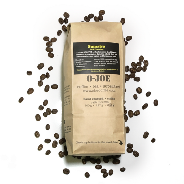 Wholesale O-JOE Sumatra • Dark Roast