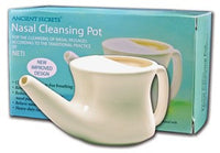 Ancient Nasal Cleansing Pot (Neti Pot)