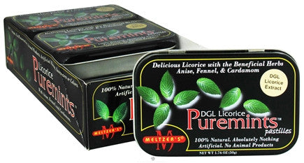 Natural Licorice Puremints