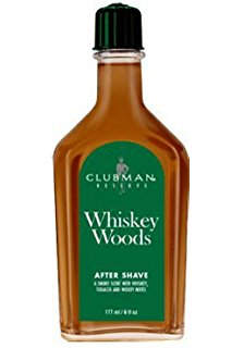 Clubman Whiskey Woods After Shave Lotion