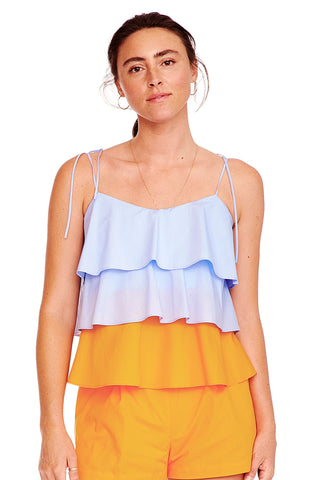 Mix Tiered Cami 2 left