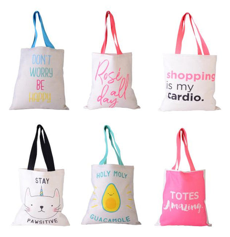Totally Totes - Carry Bags