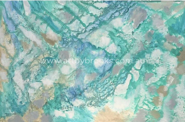 Coral Reef - Art Print Art Prints