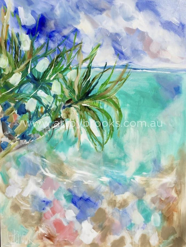 Pandanus Point - Art Print Art Prints