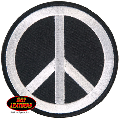 PATCH PEACE SIGN