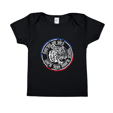 "Infant's ""White Tiger"" Master Yai Yai Tee from Michelle Waterson"
