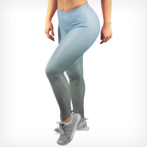Fade Women's Leggings Lift Heavy Apparel Sky
