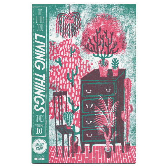 """Living Things Series Vol 10"" JooHee Yoon / Bilderbuch Englisch"