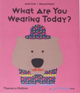 What Are You Wearing Today? / Kinderbuch Englisch / Janik Coat / Bernard Duisit