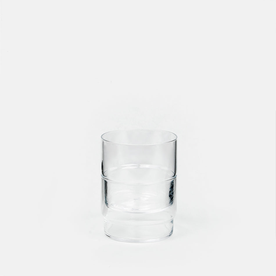 Medium Stacking Glass