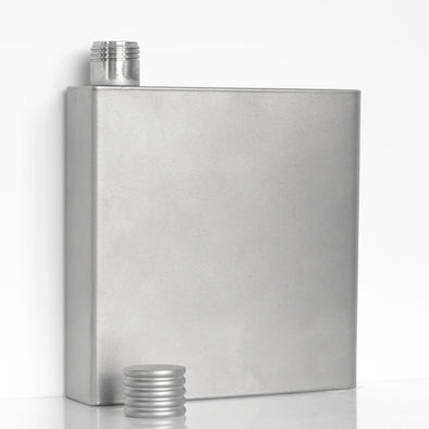 Titanium Adventure Flask