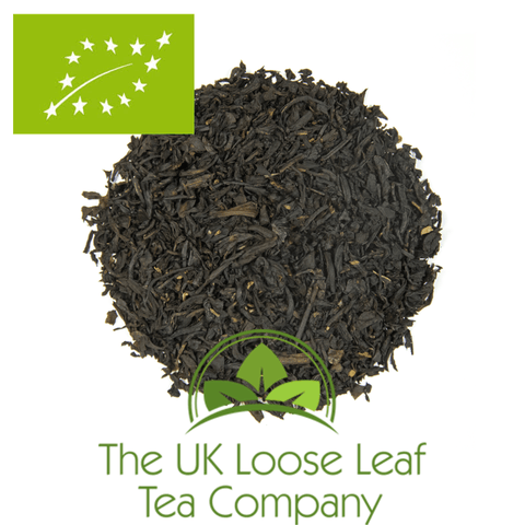 Smoky Earl Grey Organic Tea