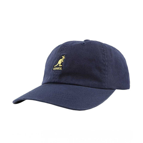 K5165HT	Washed Baseball Cap - NAVY