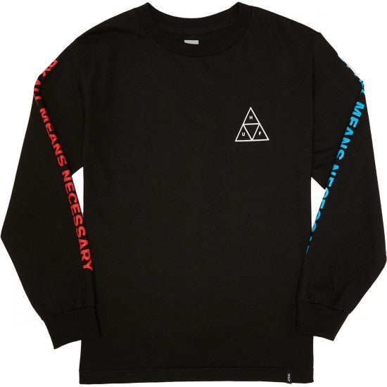 MULTI TRIPLE TRIANGLE LS TEE