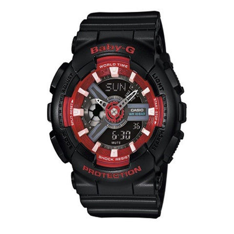 Casio Baby-G Analog Digital 100M Sport Watch