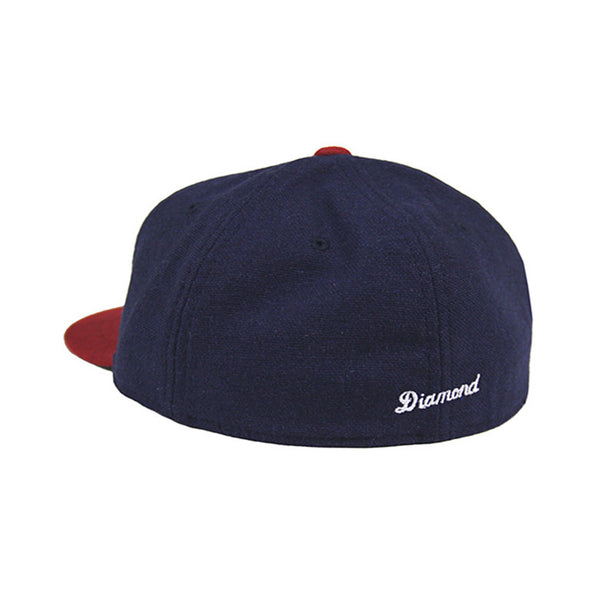 UN-POLO FITTED SNAPBACK
