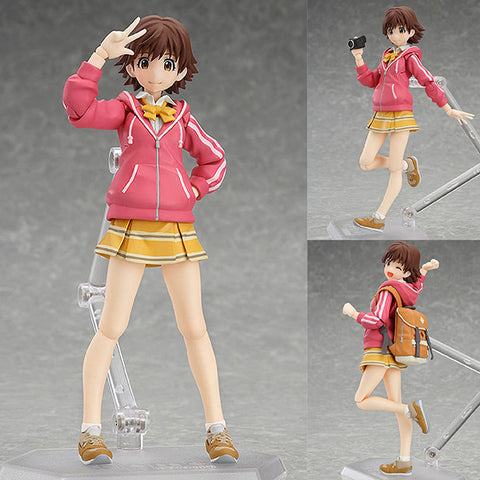 Figma 269 Mio Honda Cinderella Project Ver. from The Idolmaster Max Factory [IN STOCK]