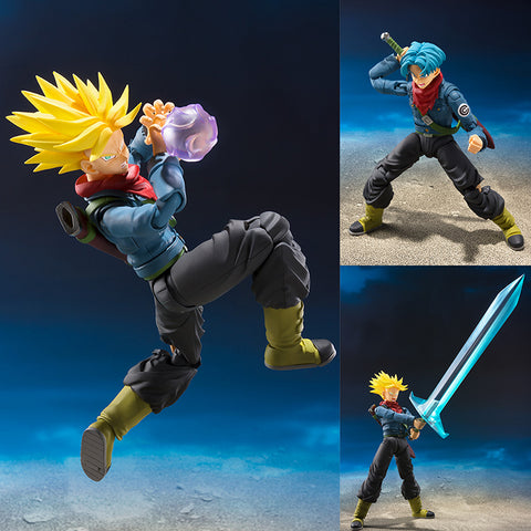 S.H.Figuarts Future Trunks from Dragon Ball Super [IN STOCK]