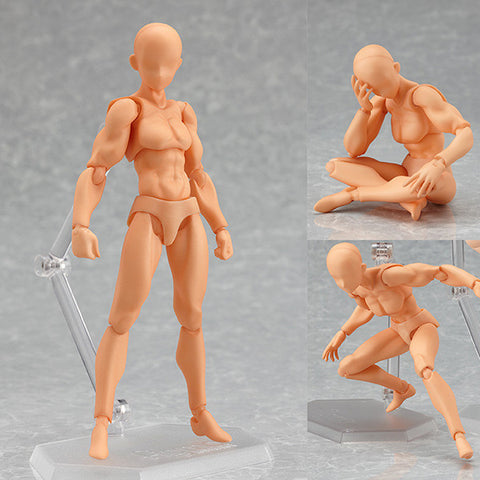 Figma Archetype He Flesh Color Version Goodsmile Online Shop Exclusive Max Factory [IN STOCK]