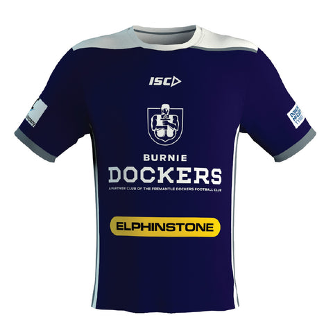 Burnie Dockers Men's Training T-Shirt