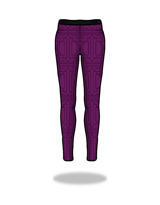 Vypex® Divine Leggings - Purple