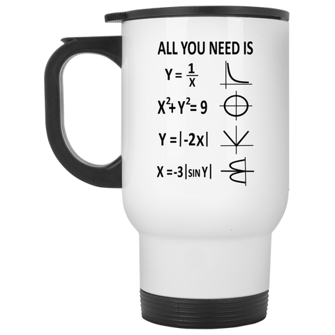 All You Need is Love  Travel  Mug
