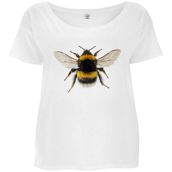 Bombus lucorum Women's T-shirt - Loose-fit