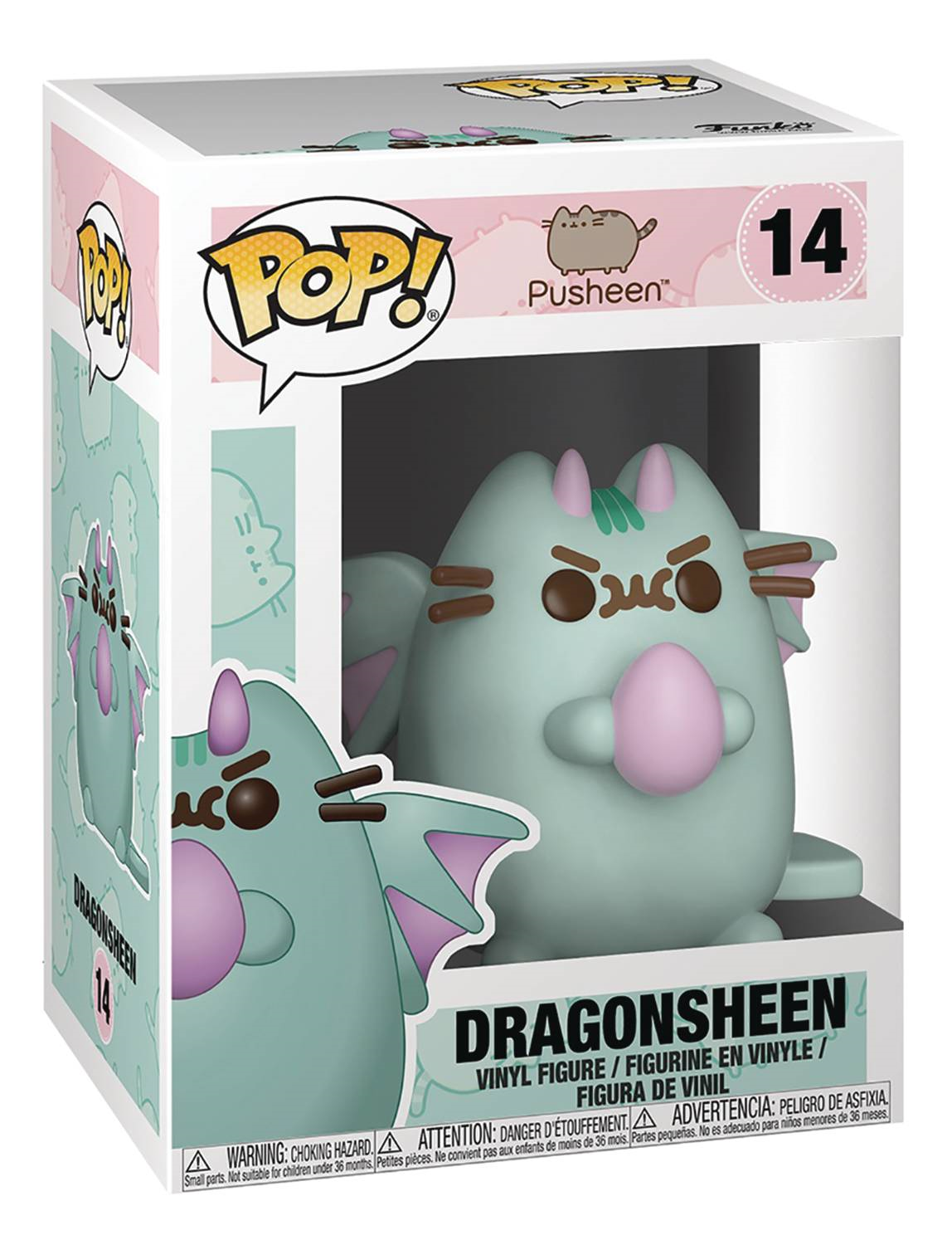 Dragonsheen POP! Vinyl Figure by Funko
