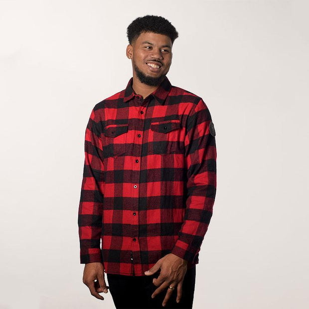 Men's Buffalo Check Shirt