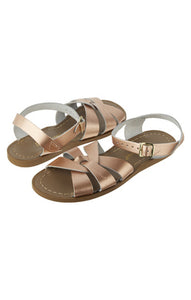Saltwater Sandals - Children's - Rose Gold