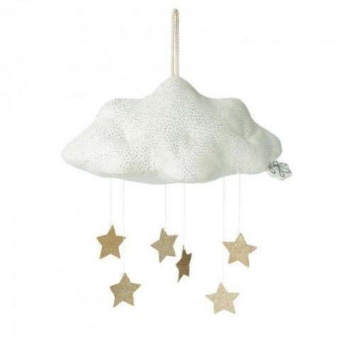 Picca LouLou - Starry white Cushion