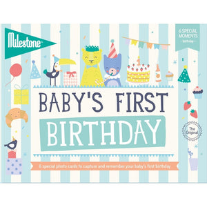 How I Wonder - Milestone - Special Moments Cards - Birthday