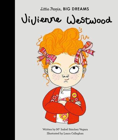 Vivienne Westwood - Little People Big Dreams