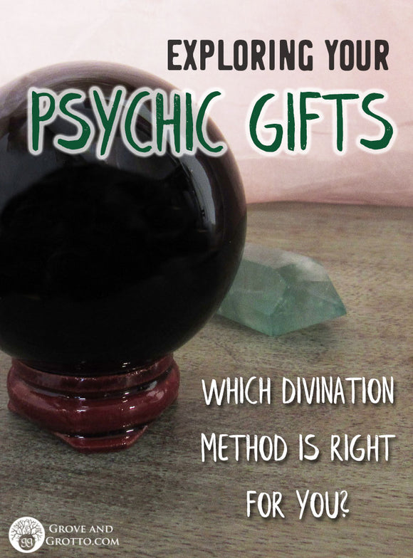 Exploring your psychic gifts: Which divination method is right for you?