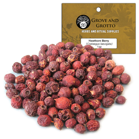 Hawthorn Berries (1 oz)