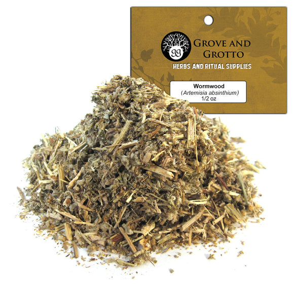 Wormwood (1/2 oz)