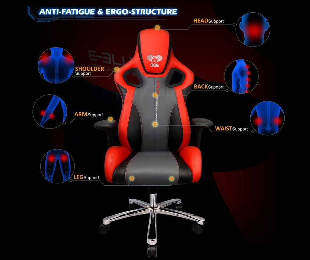E-Blue Cobra-X Gaming Chair