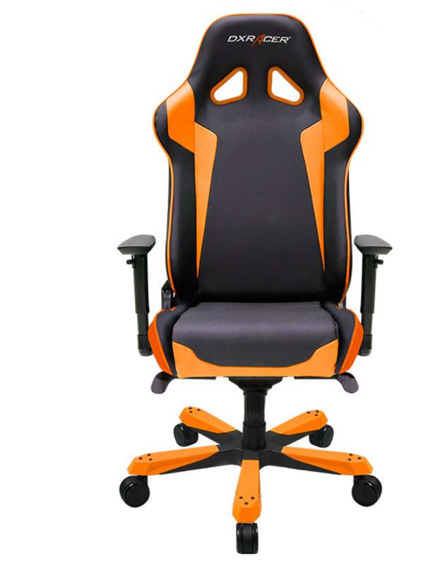 DXRacer Sentinel Series OH/SK00/NO Orange and Black Gaming Chair