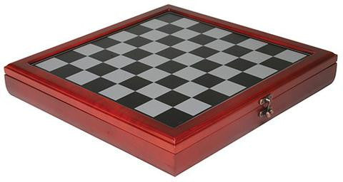 "CHESS BOARD/BOX for 3"" Pieces"
