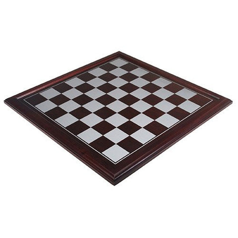 "LARGE CHESS BOARD FOR 4"" CHESS SETS"