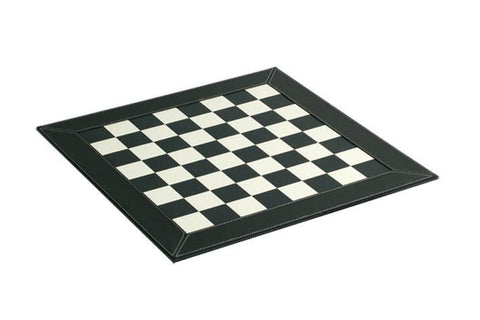 "1.5"" Vinyl Black and White Chessboard"