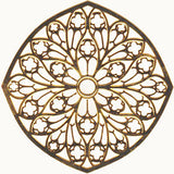 Tours Cathedral Rose Window Ornament