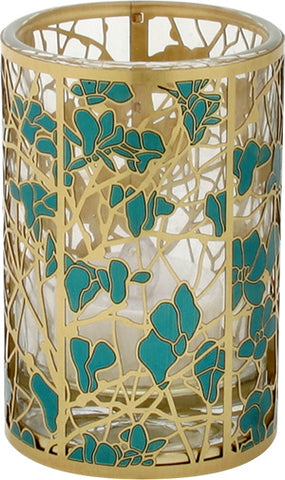 Tiffany Magnolia Votive Holder