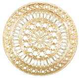 Assisi Cathedral Rose Window Ornament